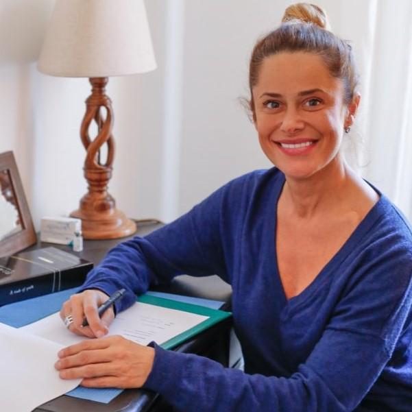 Dr Lorena Garcia Cubas
